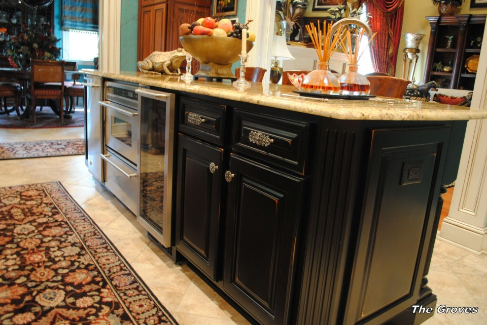 Custom Kitchen Cabinets Daniel Island SC