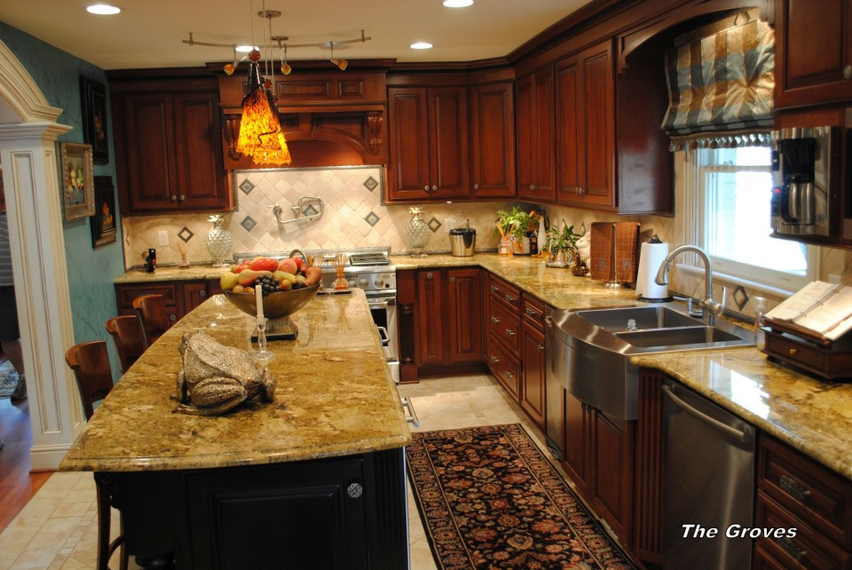 Custom Kitchen Countertops Mount Pleasant SC2