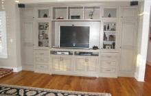 Entertainment Center Remodeling