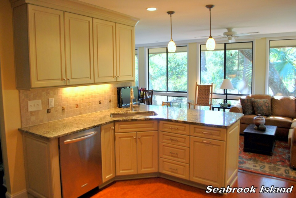 Custom Kitchen Countertops Charleston SC4