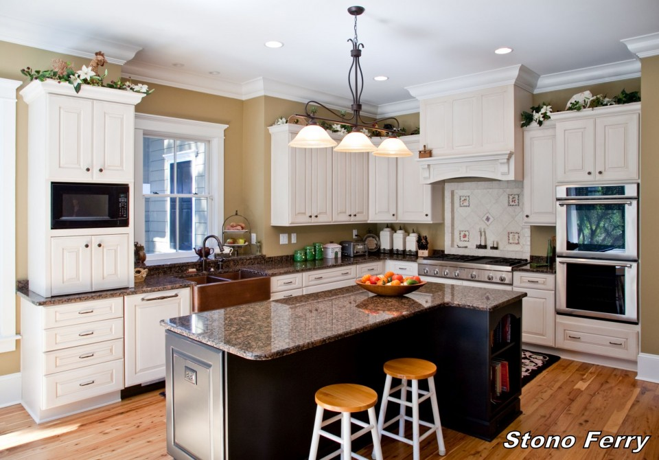 Custom Kitchen Cabinets Charleston SC 12