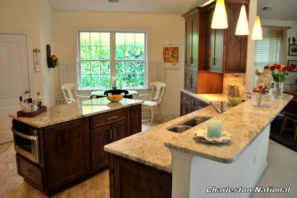 Custom Kitchen Countertops Daniel Island SC21