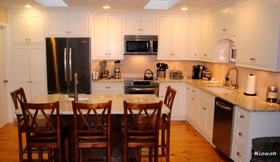 Custom Kitchen Cabinets Charleston SC 9