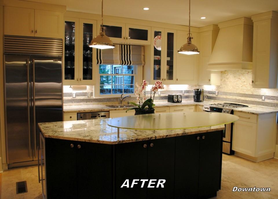Custom kitchen countertops kitchen remodeling in for Kitchen remodeling charleston sc