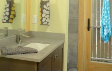 Small Bathroom Sink Remodeling