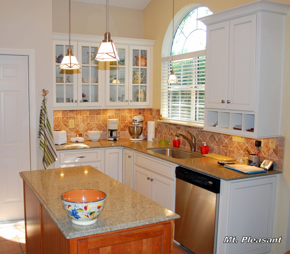 Custom Kitchen Countertops Mount Pleasant SC14