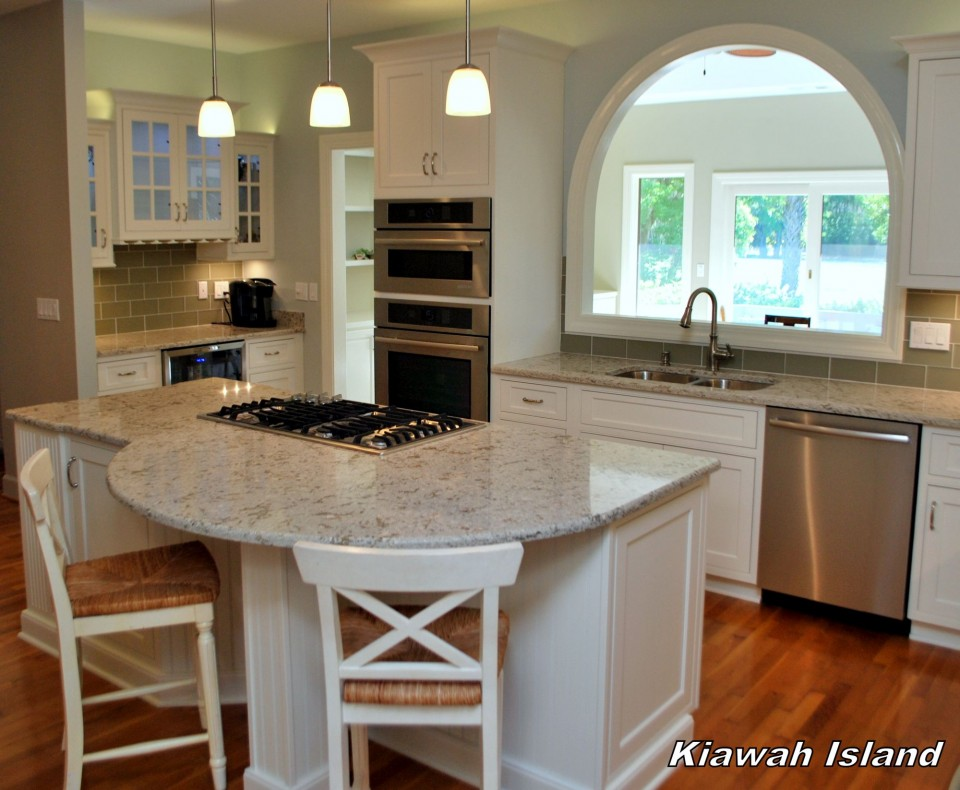Custom Kitchen Countertops Daniel Island SC12