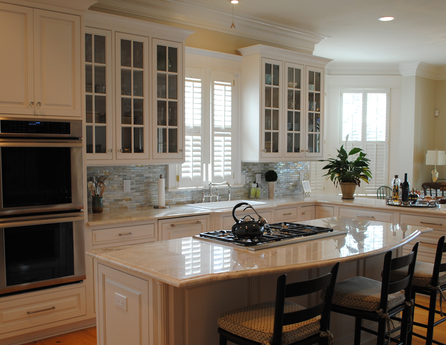Custom kitchen remodel in Charleston, SC
